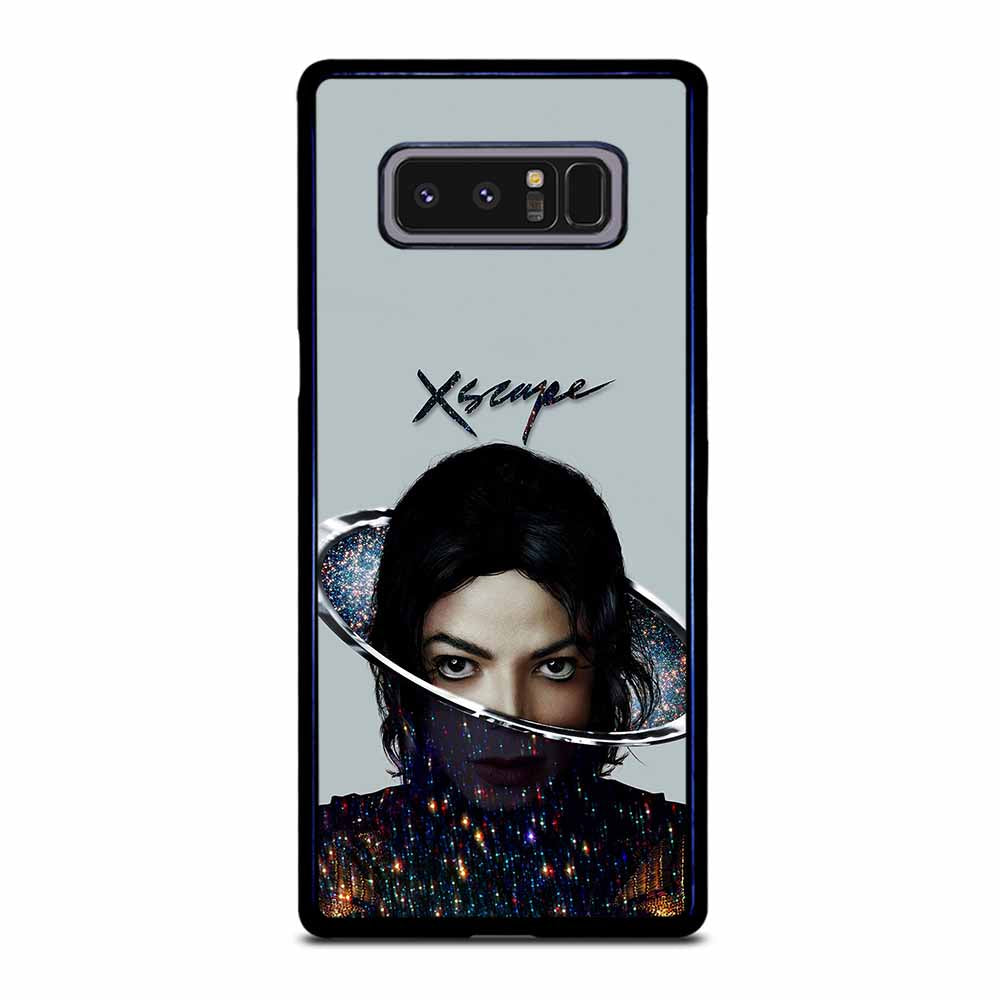 MICHAEL JACKSON XSCAPE Samsung Galaxy Note 8 case