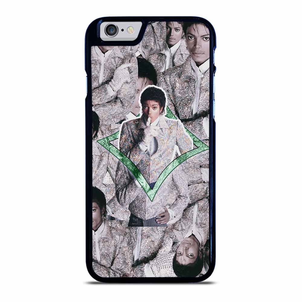 MICHAEL JAKSON COLLAGE iPhone 6 / 6S Case