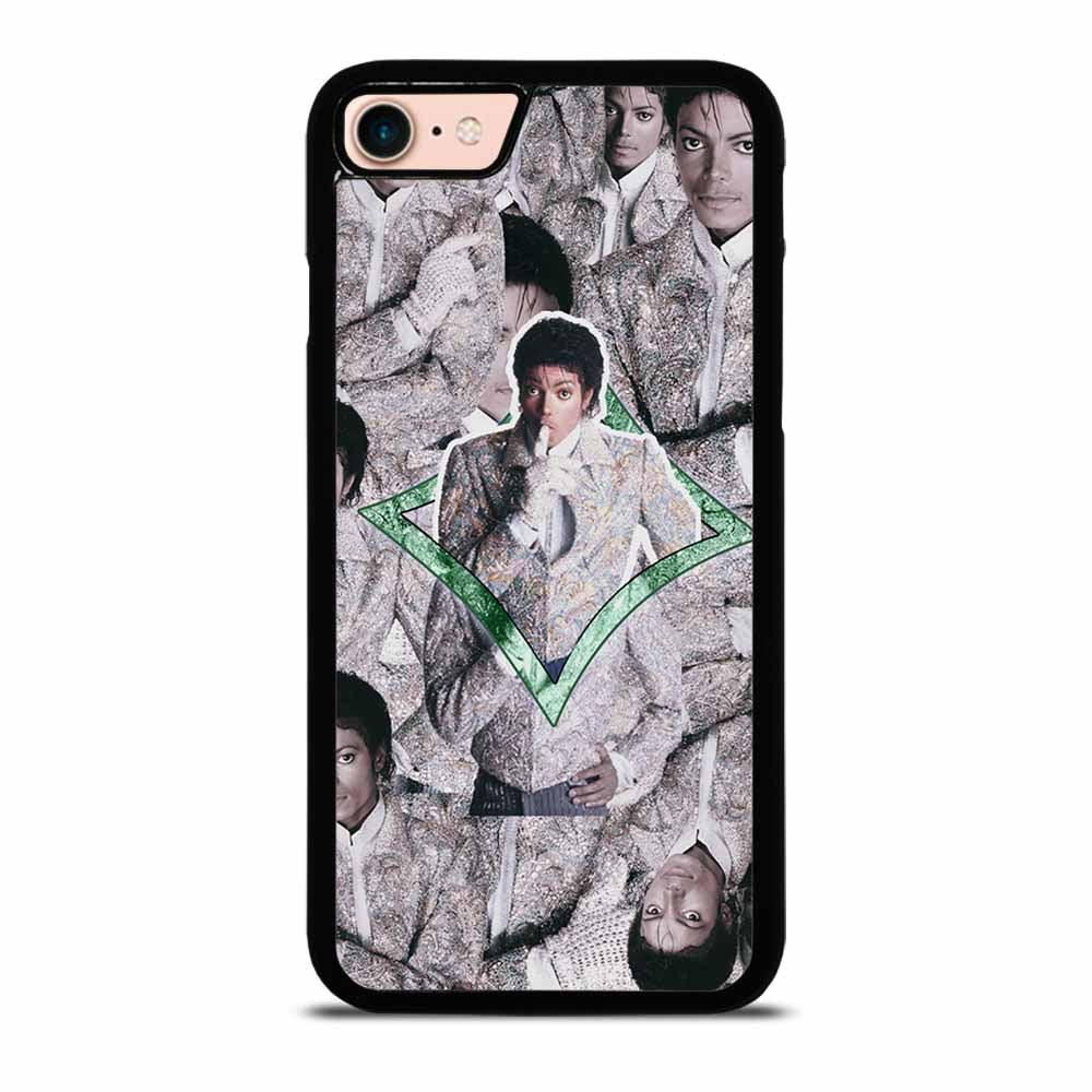 MICHAEL JAKSON COLLAGE iPhone 7 / 8 Case
