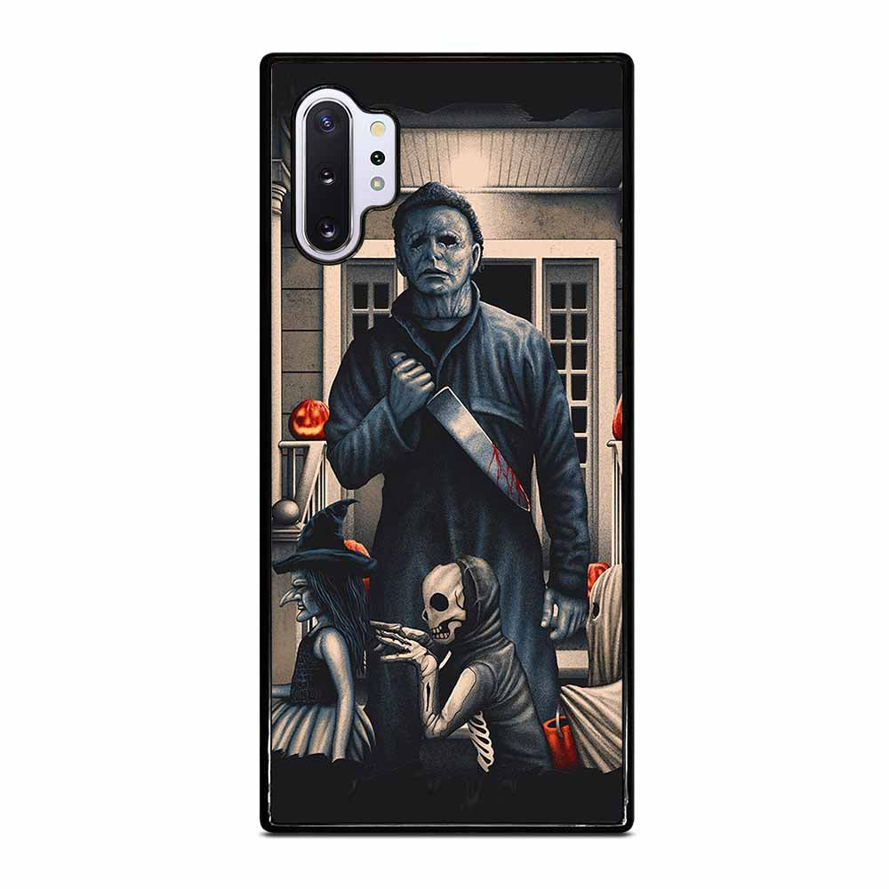 MICHAEL MYERS HALLOWEEN 4 Samsung Galaxy Note 10 Plus Case