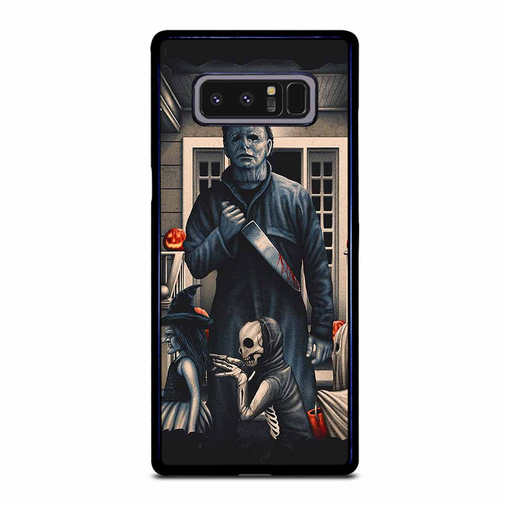 MICHAEL MYERS HALLOWEEN 4 Samsung Galaxy Note 8 case
