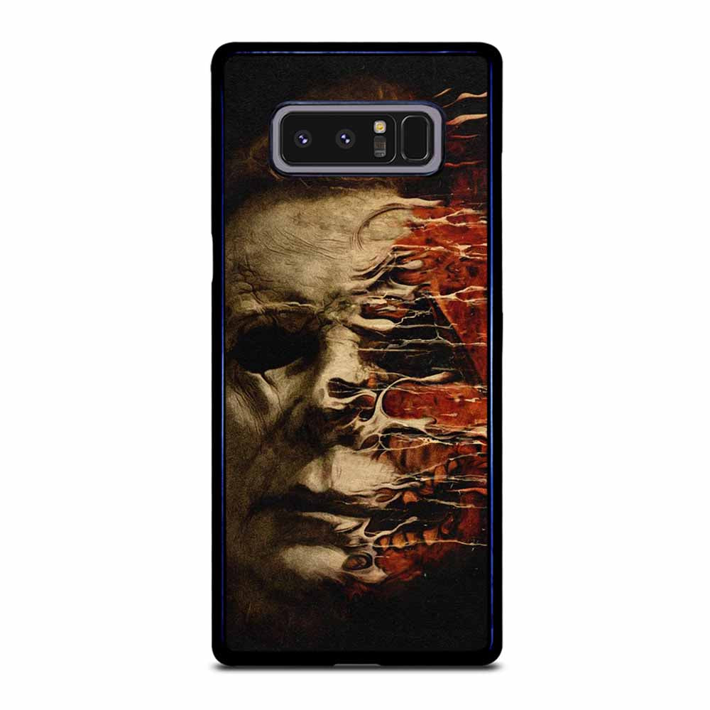 MICHAEL MYERS HALLOWEEN FACE Samsung Galaxy Note 8 case