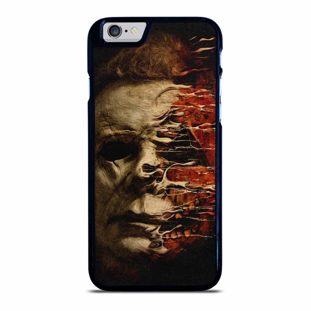 MICHAEL MYERS HALLOWEEN FACE iPhone 6 / 6S Case