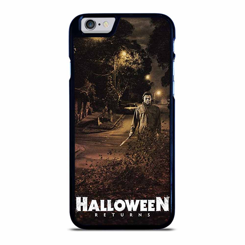 MICHAEL MYERS HALLOWEEN RETURNS iPhone 6 / 6S Case