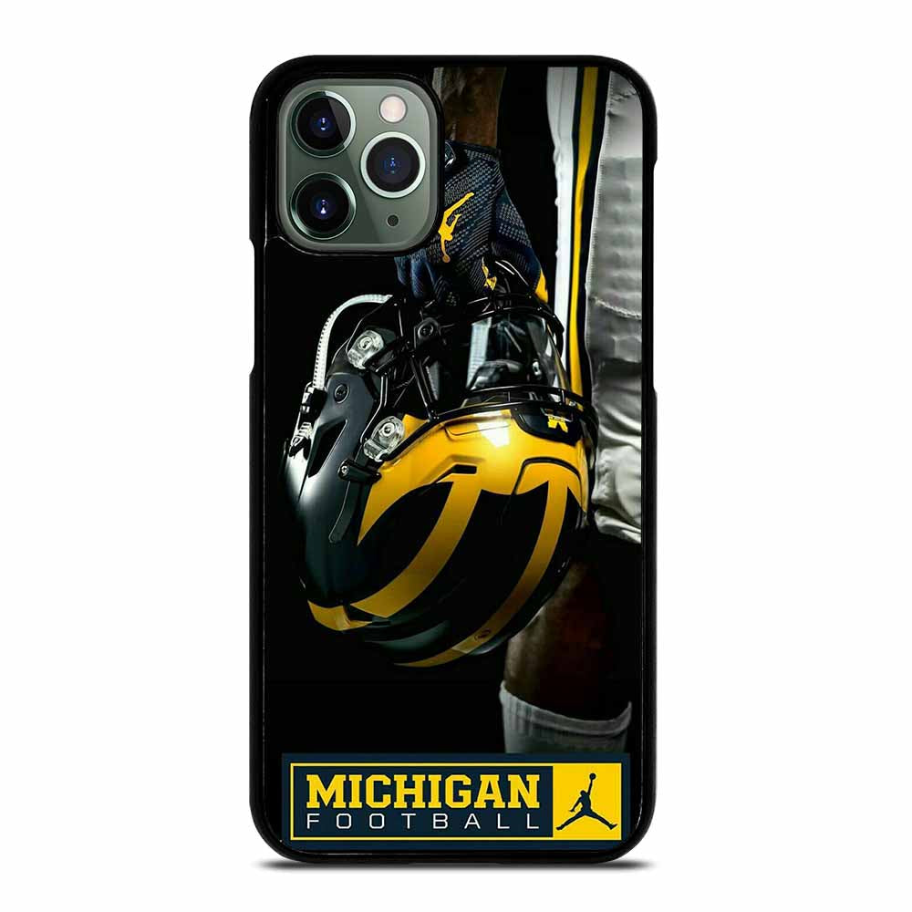 MICHIGAN FOOTBALL iPhone 11 Pro Max Case