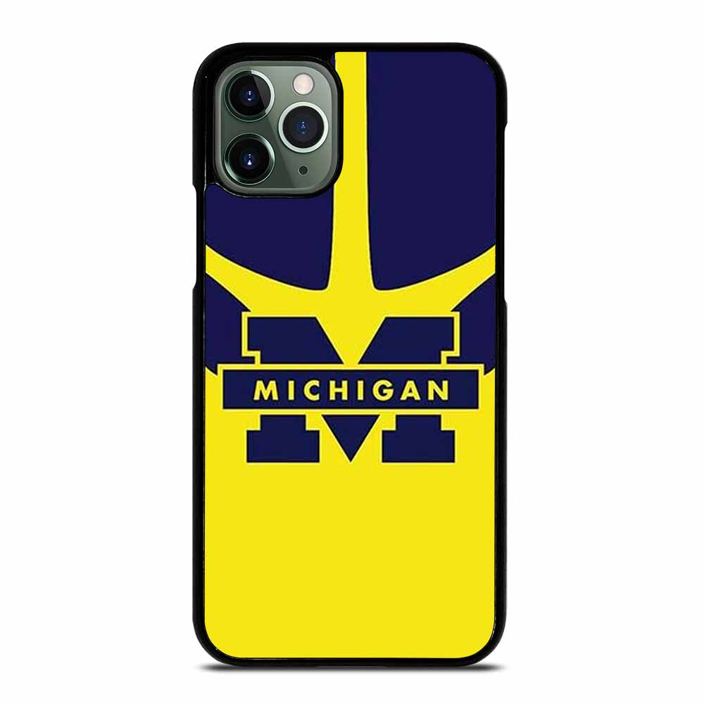MICHIGAN WOLVERINES iPhone 11 Pro Max Case
