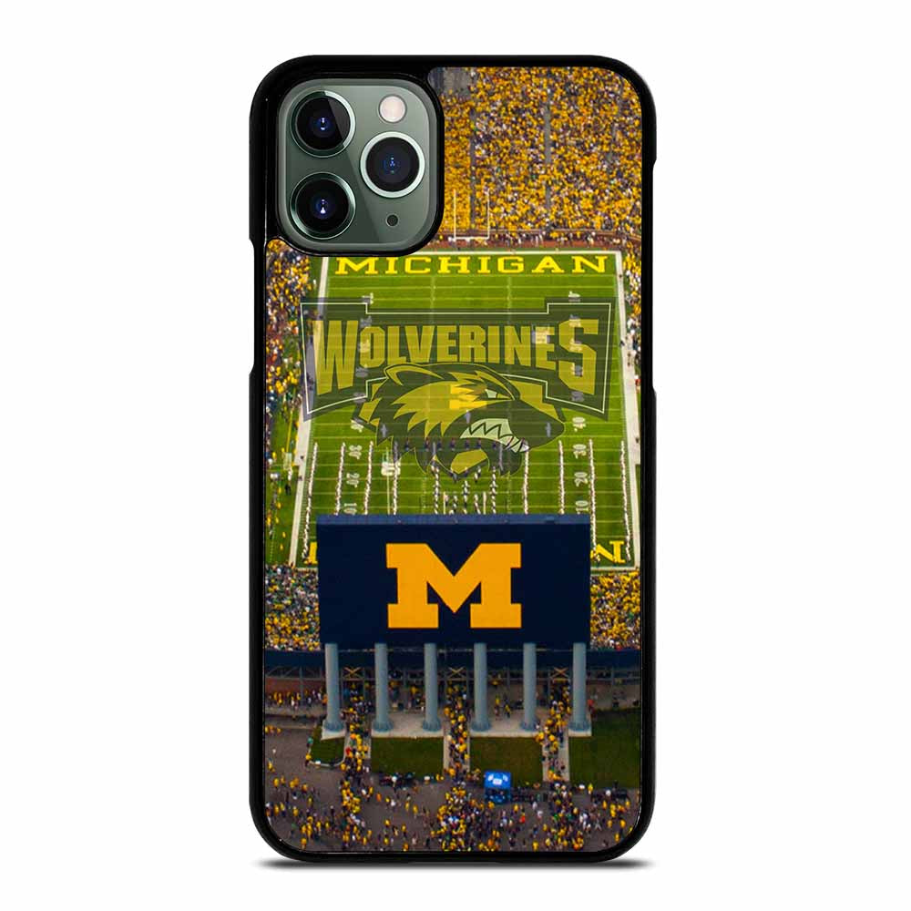 MICHIGAN WOLVERINES STADIUM iPhone 11 Pro Max Case