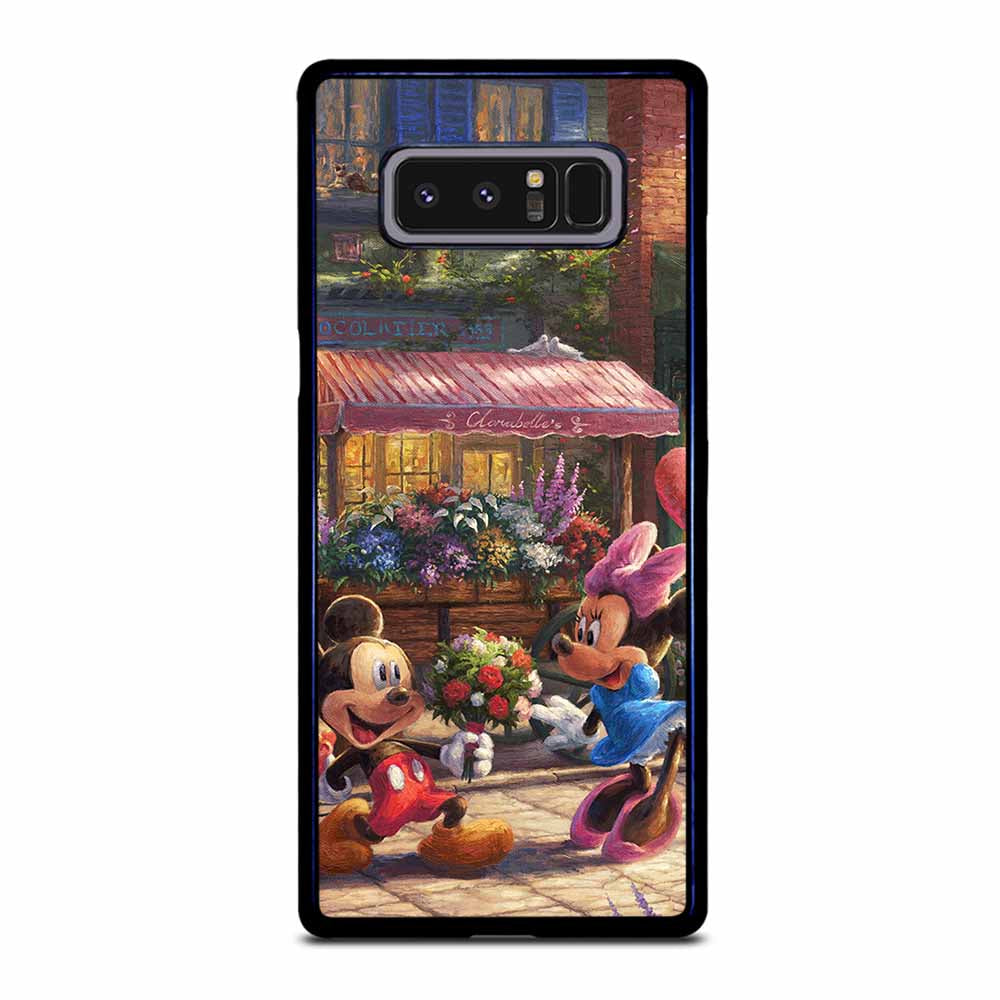MICKEY AND MINNIE SWEET HEART Samsung Galaxy Note 8 case