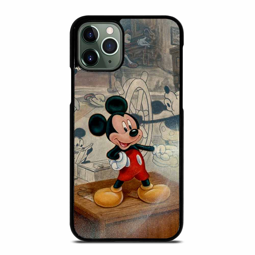 MICKEY MOUSE DISNEY ART iPhone 11 Pro Max Case