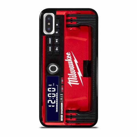 MILWAUKEE BOX iPhone X / XS case