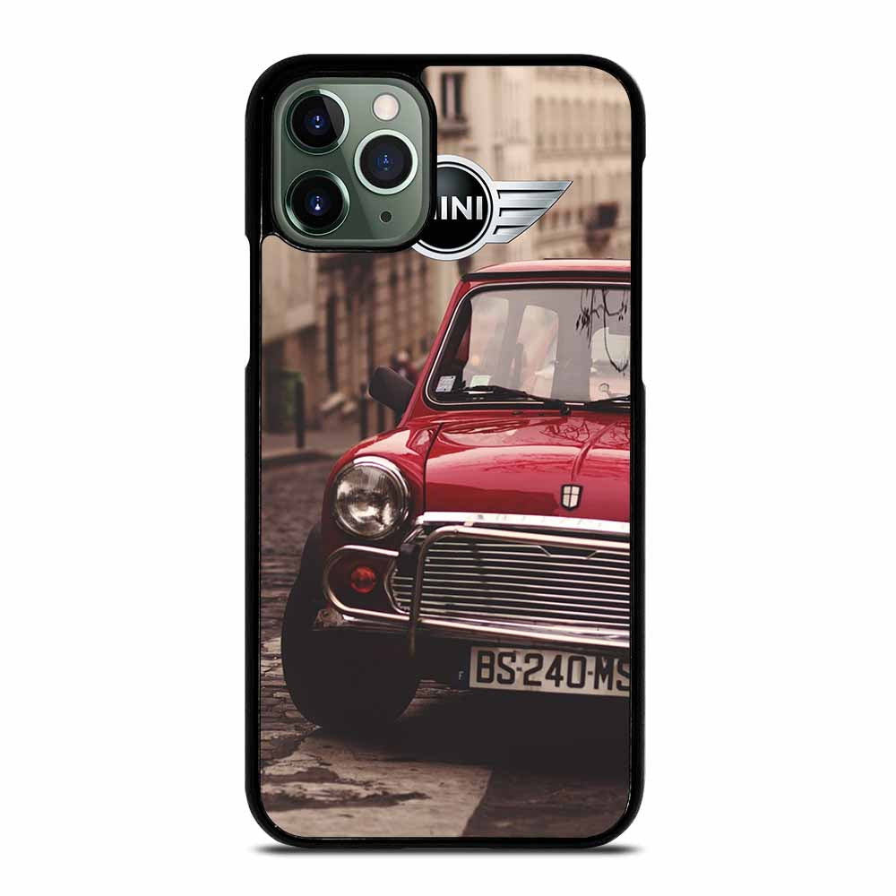 MINI COOPER CLASSIC #1 iPhone 11 Pro Max Case