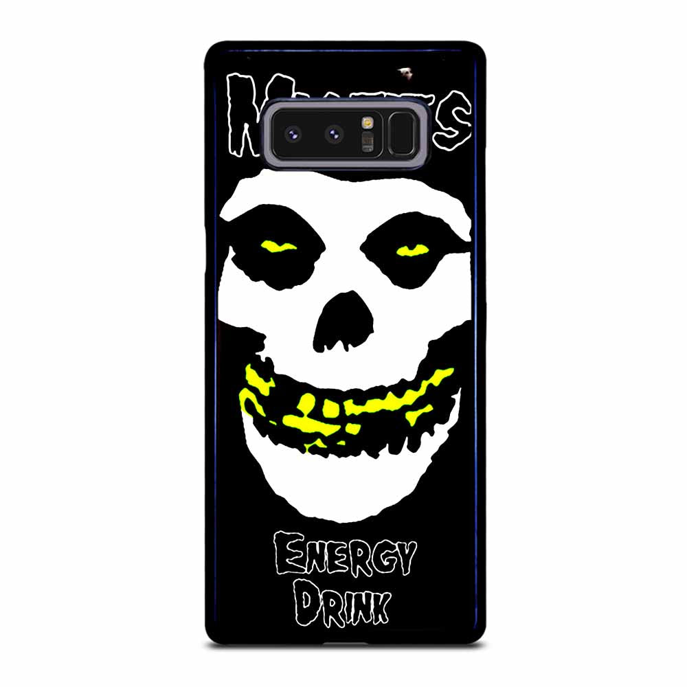 MISFITS ENERGY DRINK Samsung Galaxy Note 8 case