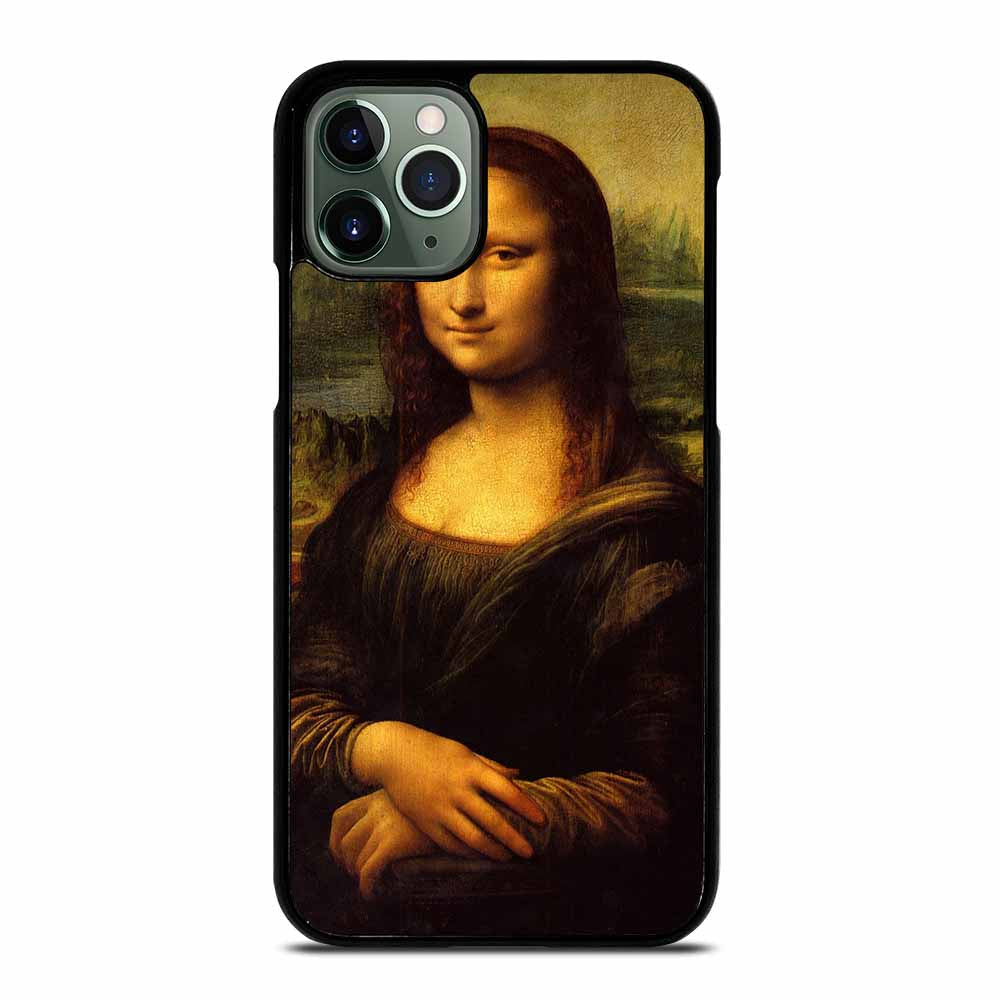 MONA LISA BY LEONARDO DA VINCI iPhone 11 Pro Max Case