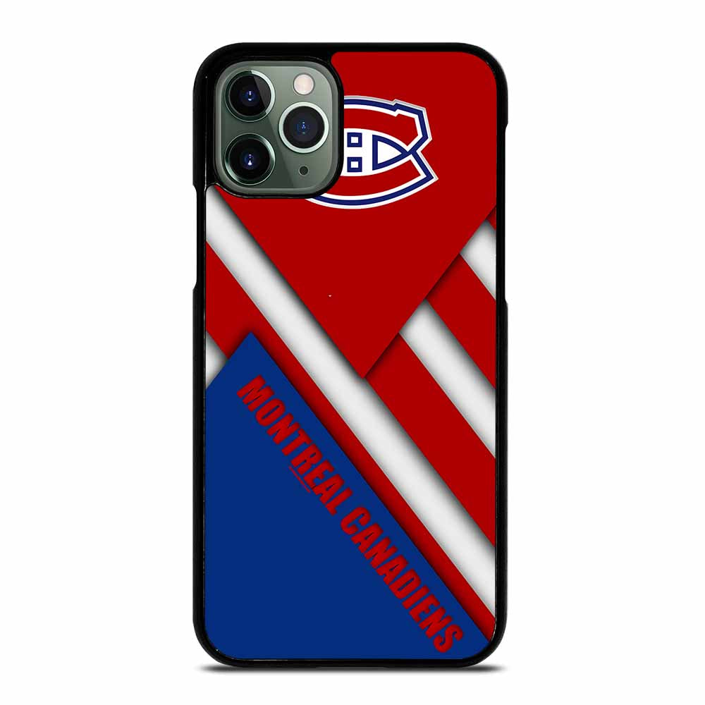 MONTREAL CANADIENS LOGO iPhone 11 Pro Max Case