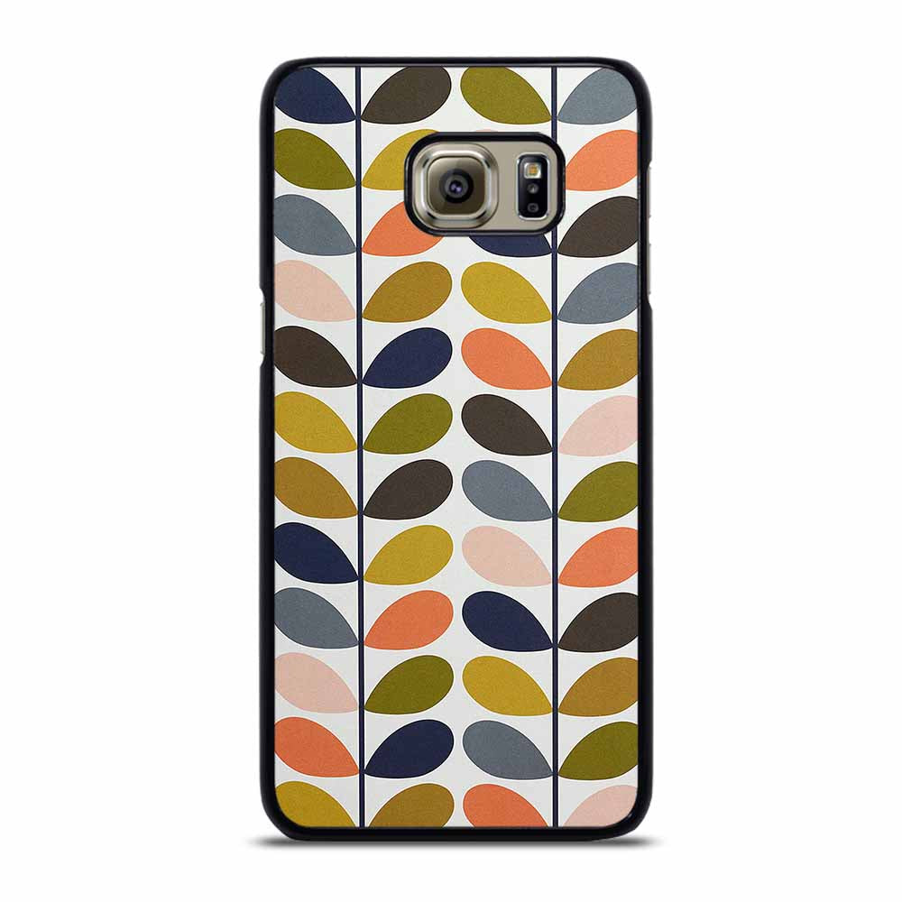 MULTI STEM ORLA KIELY FOLIO Samsung Galaxy S6 Edge Plus Case