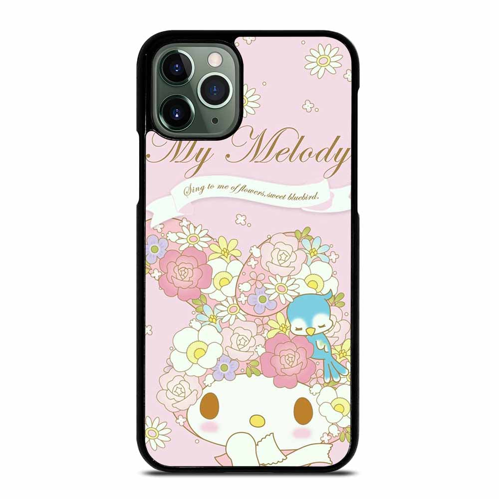 MY MELODY LITTLE TWINS iPhone 11 Pro Max Case