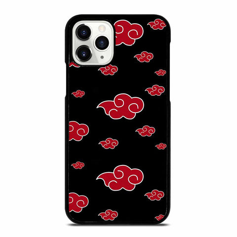 NARUTO AKATSUKI CLOUDS iPhone 11 Pro Case