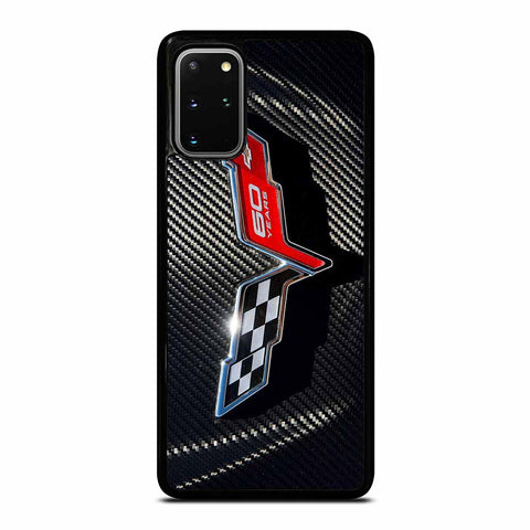 NEW CORVETTE CARBON SIMBOL Samsung S20 Plus Case