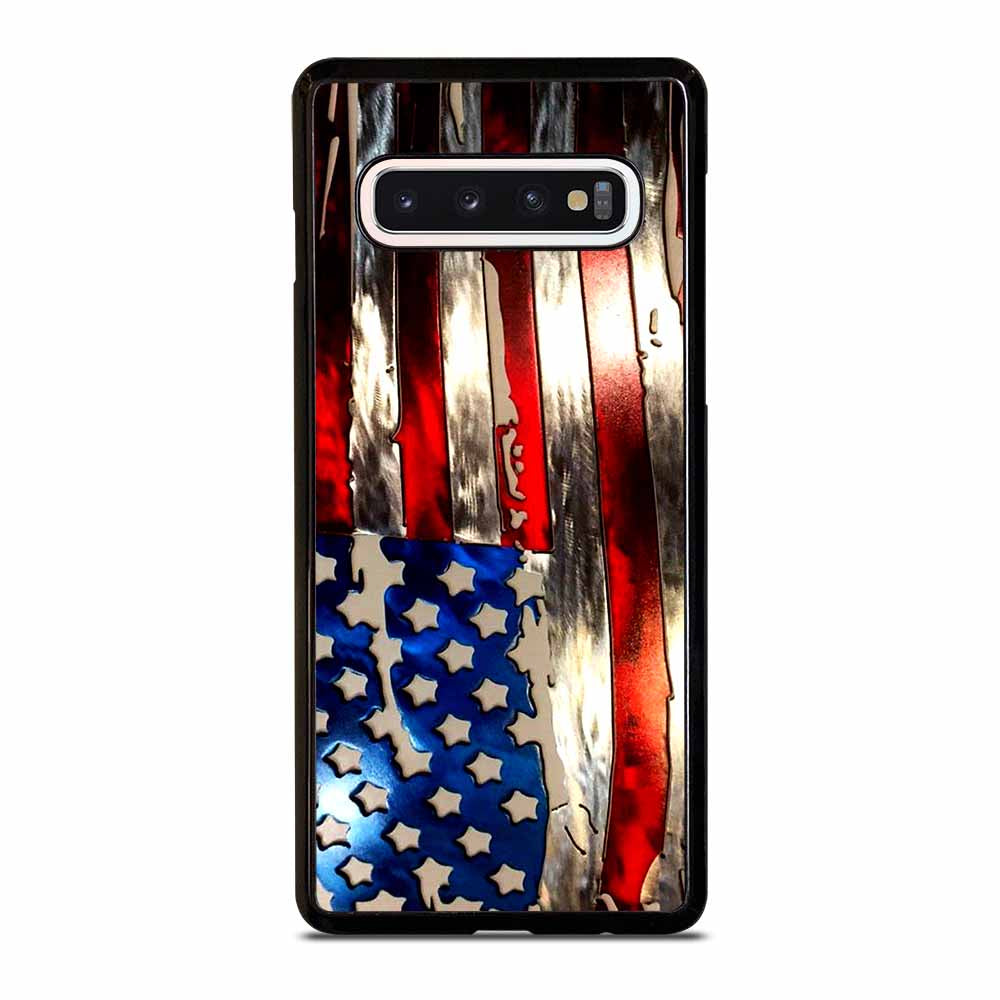 NEW AMERICAN USA FLAG Samsung Galaxy S10 Case