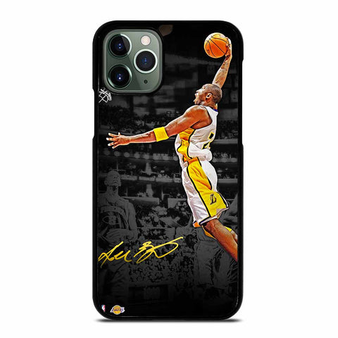 NEW KOBE BRYANT DUNK iPhone 11 Pro Max Case