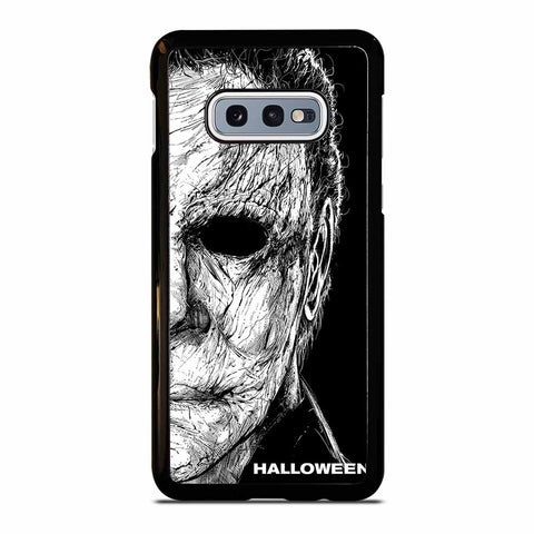NEW MICHAEL MYERS HALLOWEEN #1 Samsung Galaxy S10e case