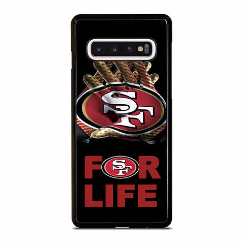 NEW SAN FRANCISCO 49ERS NFL Samsung Galaxy S10 Case