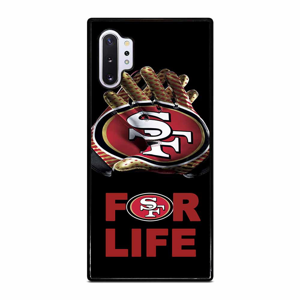 NEW SAN FRANCISCO 49ERS NFL Samsung Galaxy Note 10 Plus Case
