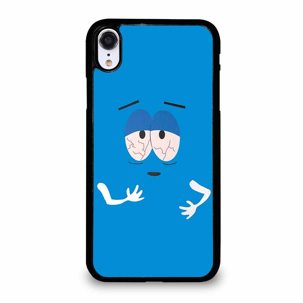 NEW TOWELIE SOUTH PARK iPhone XR case