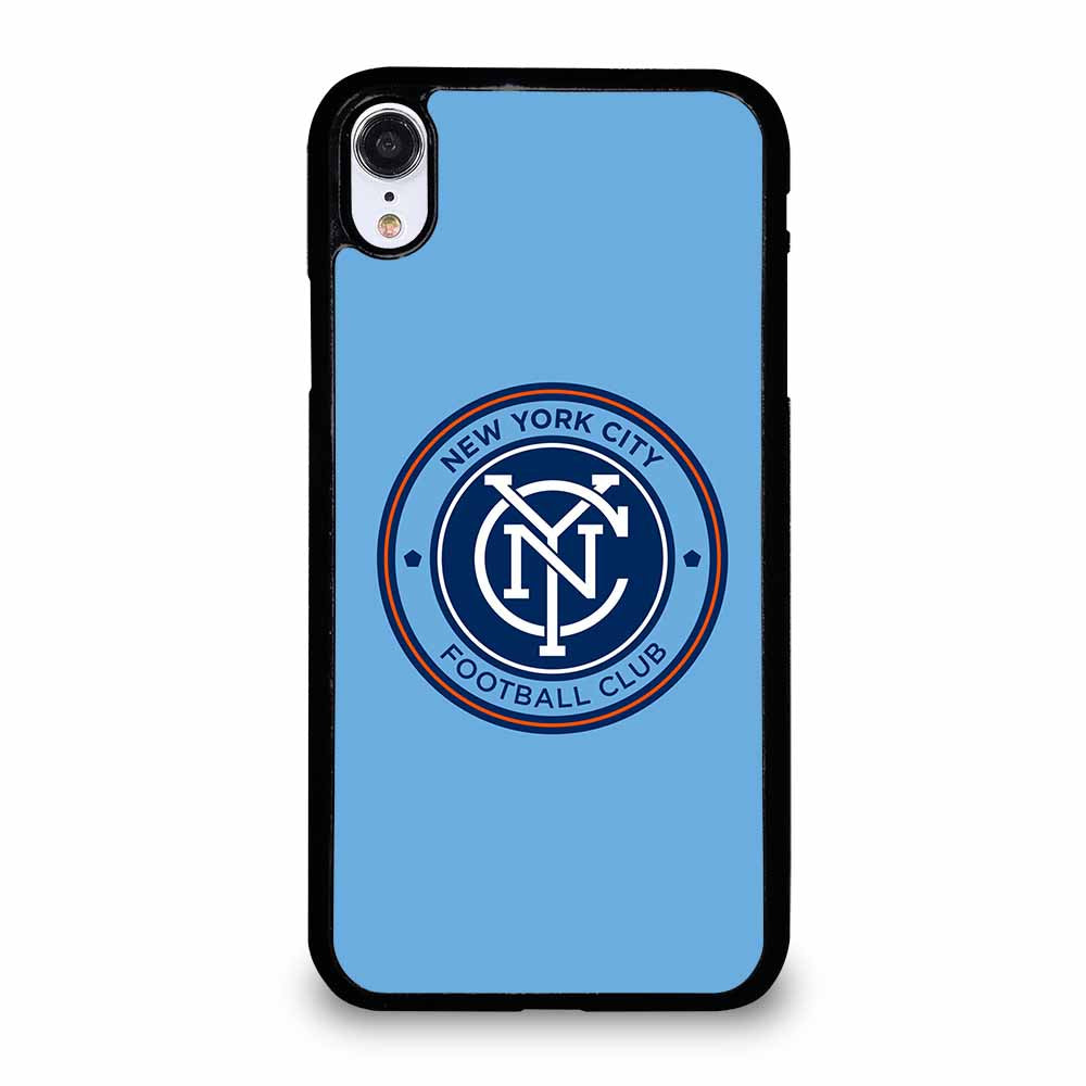 NEW YORK CITY FC iPhone XR case