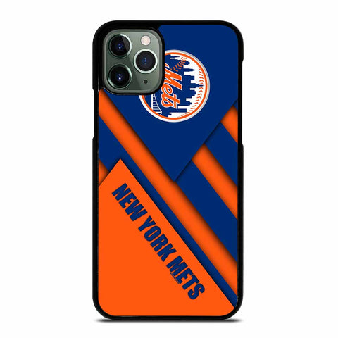 NEW YORK METS LOGO iPhone 11 Pro Max Case