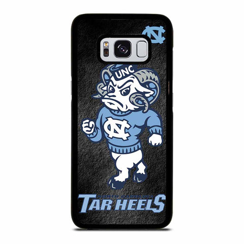 NORTH CAROLINA TAR HEELS COLLEGE Samsung Galaxy S8 Case