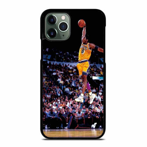 New KOBE BRYANT DUNK #1 iPhone 11 Pro Max Case