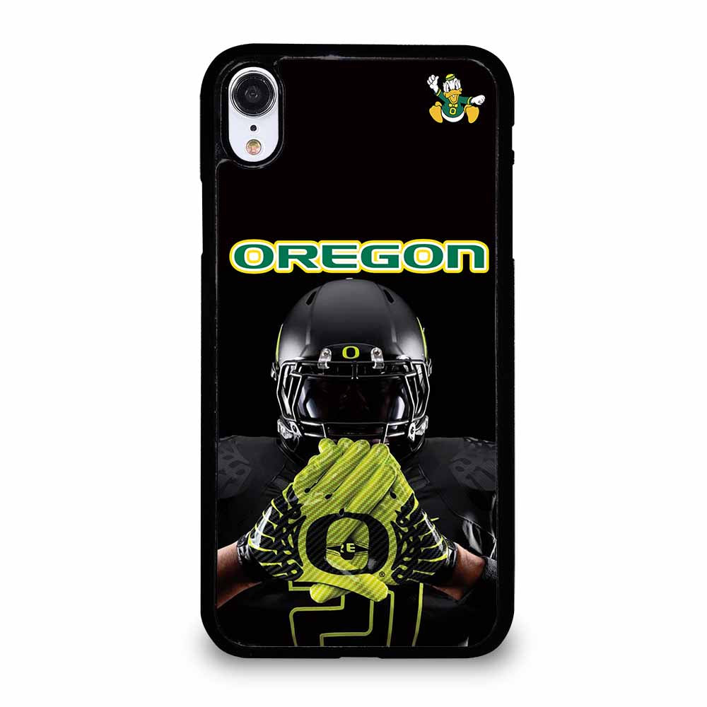 OREGON DUCKS iPhone XR case