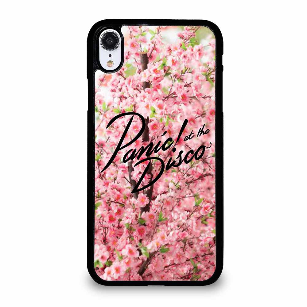 PANIC AT THE DISCO iPhone XR case