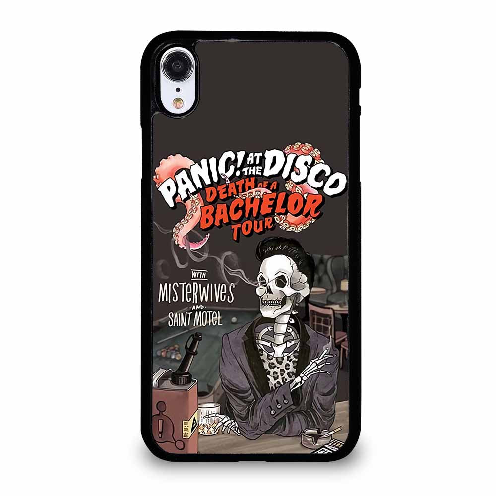 PANIC AT THE DISCO BAND iPhone XR case