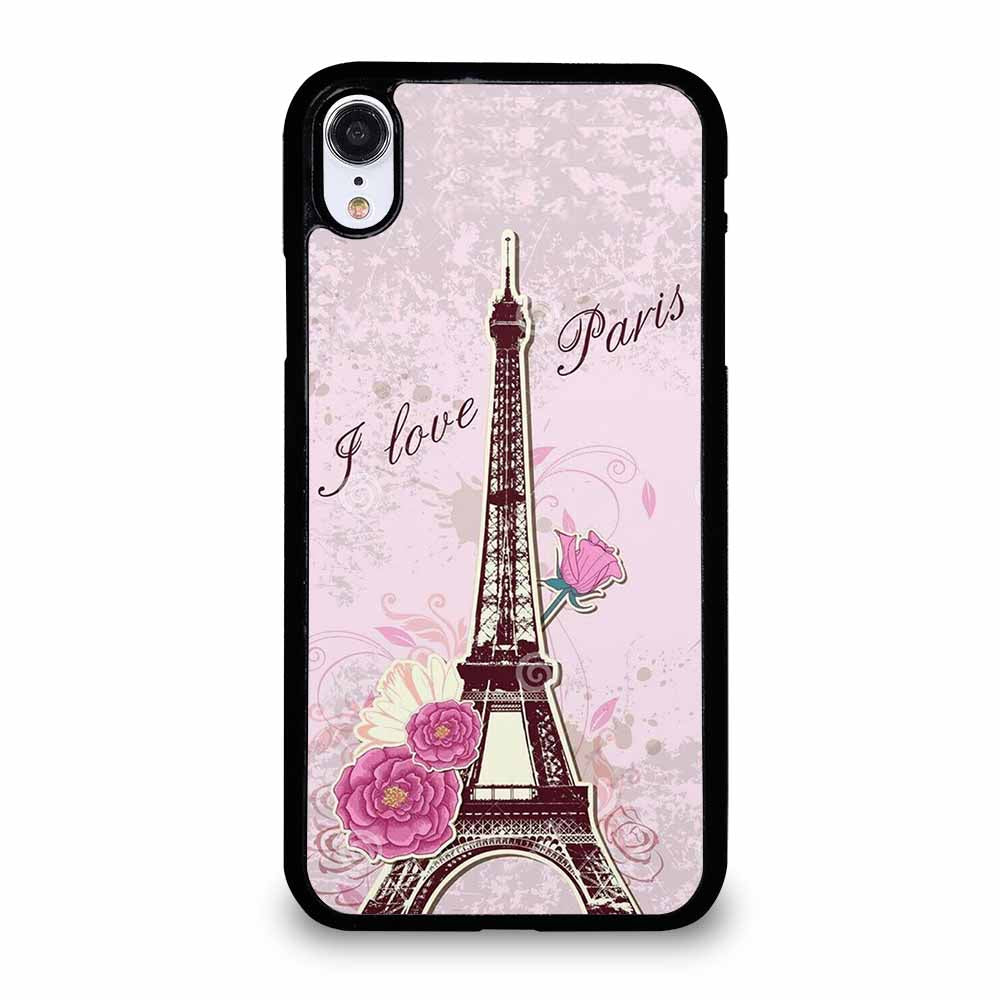 PARIS EIFFEL TOWER iPhone XR case
