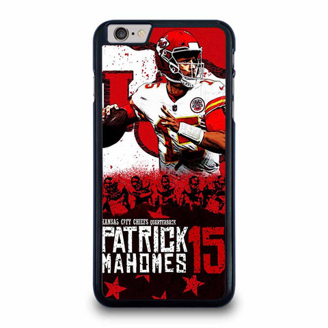 PATRICK MAHOMES KANSAS CITY CHIEFS 3 iPhone 6 / 6s Plus Case