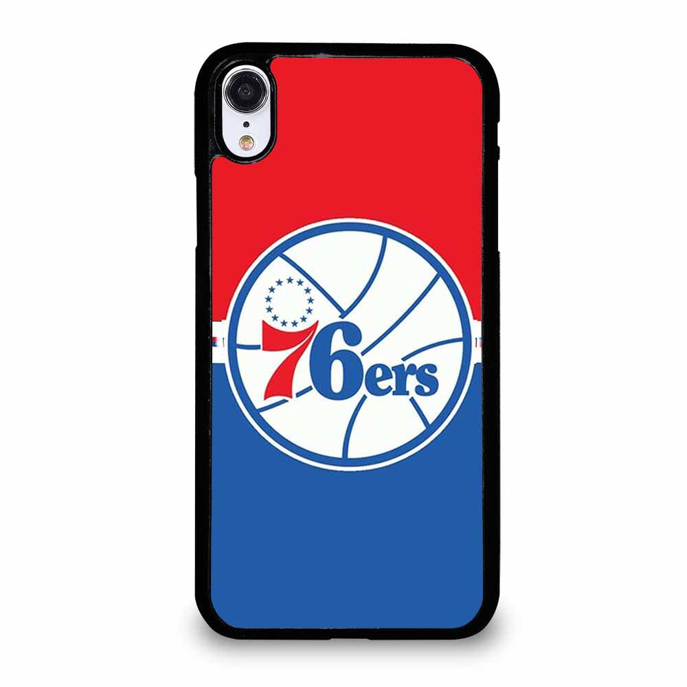 PHILADELPHIA 76ERS BASKETBALL TEAM iPhone XR case