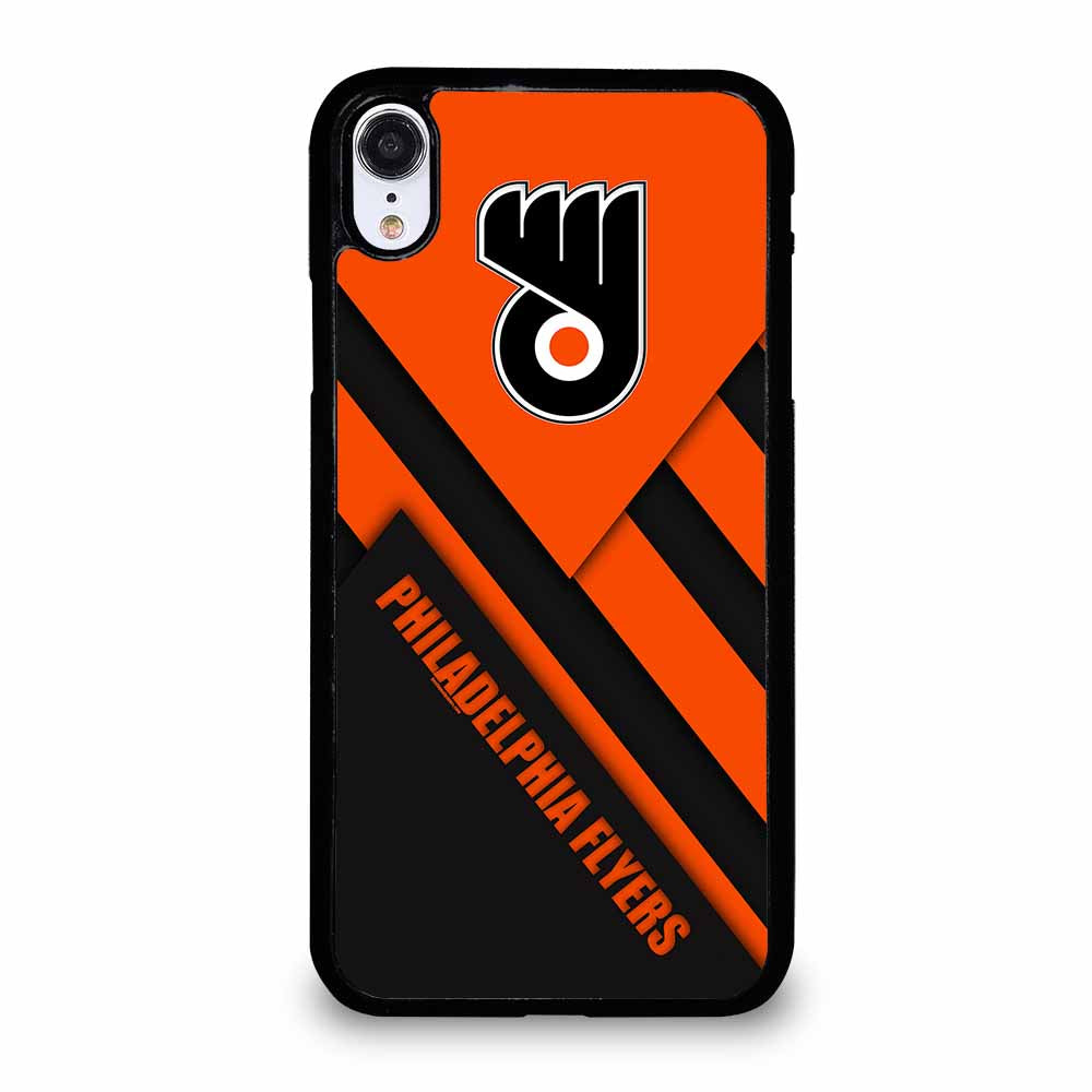 PHILADELPHIA FLYERS LOGO iPhone XR case