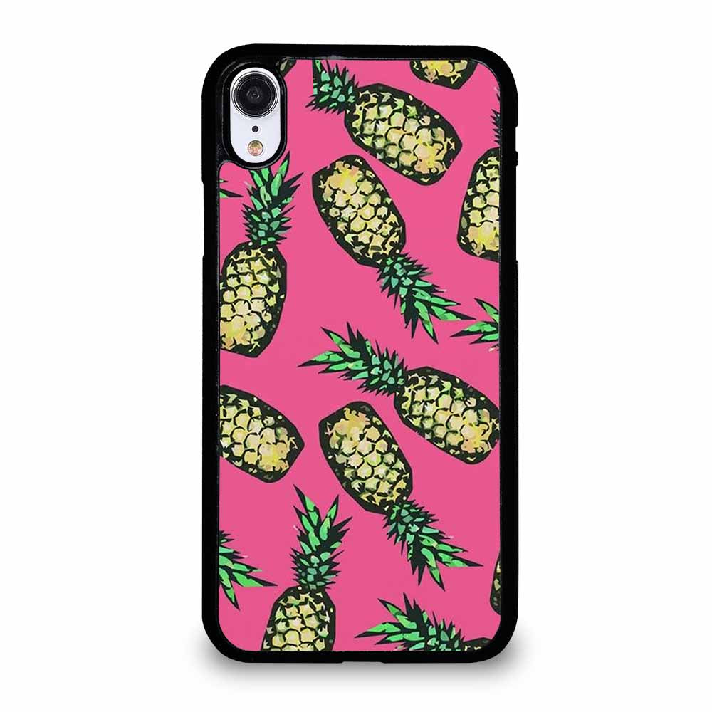 PINEAPPLE PATTERN iPhone XR case
