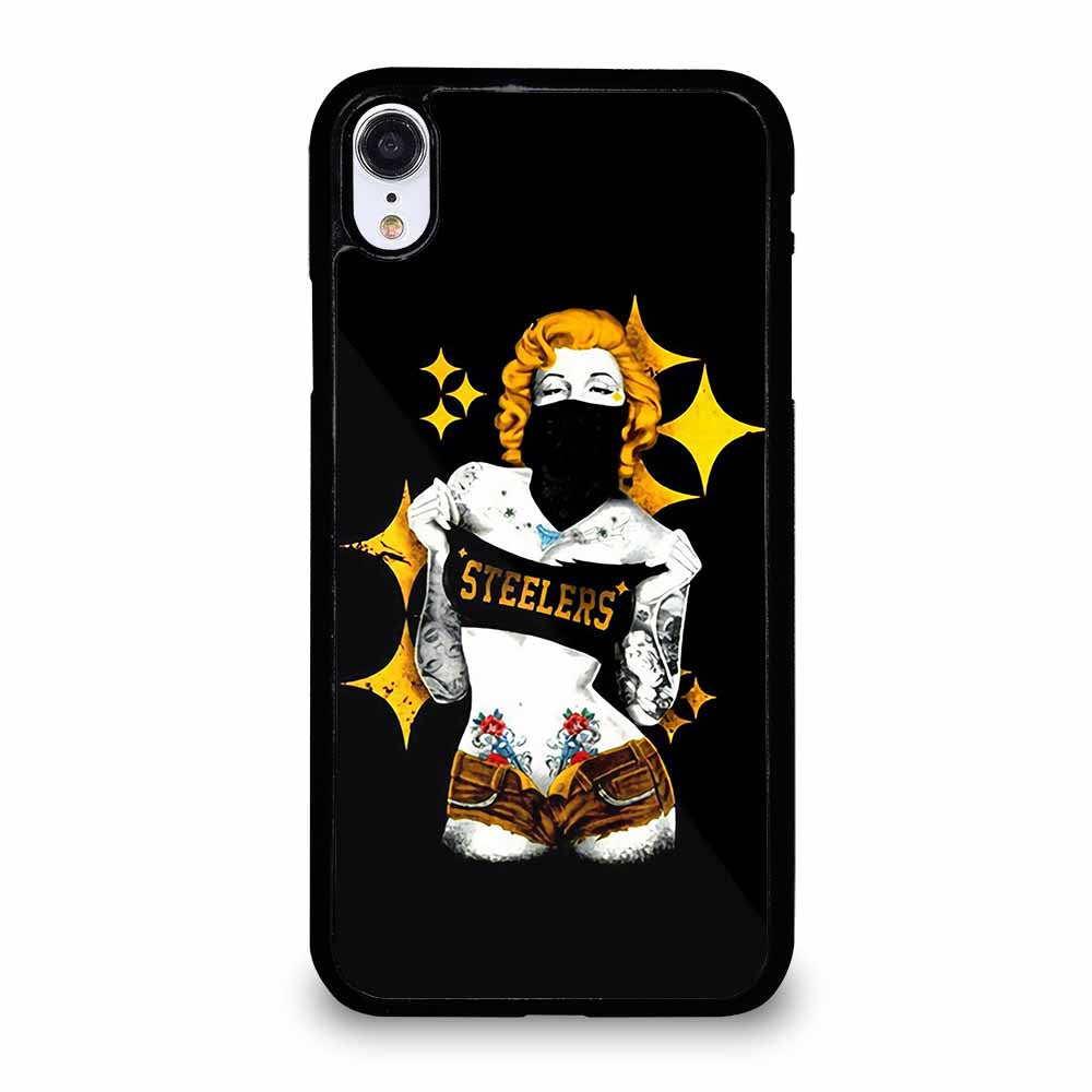 PITTSBURGH STEELERS COOL ICON iPhone XR case