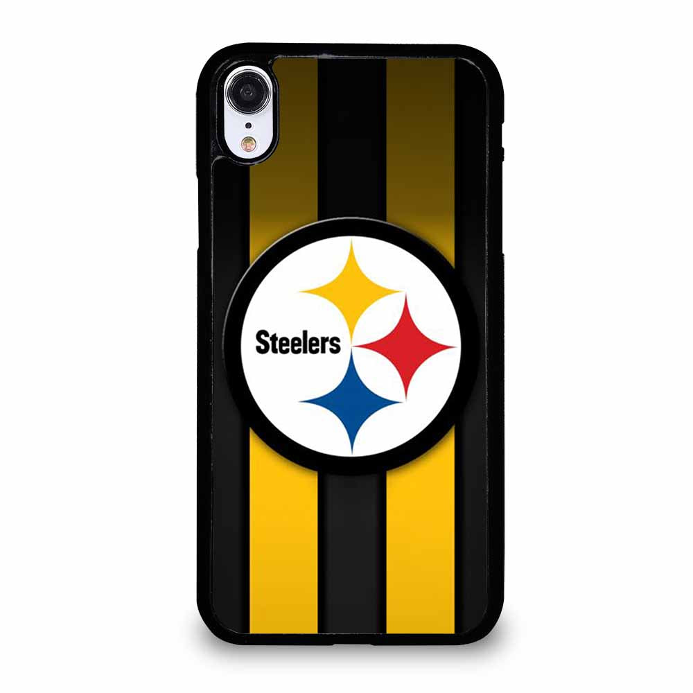 PITTSBURGH STEELERS FOOTBALL iPhone XR case