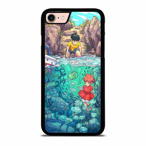 PONYO ON THE CLIFF iPhone 7 / 8 Case