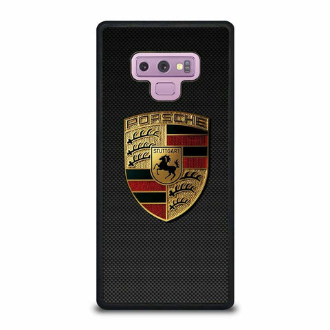 PORSCHE LOGO 3 Samsung Galaxy Note 9 case