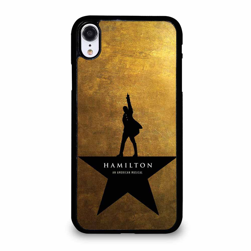 PRETTY BROADWAY CAST HAMILTON iPhone XR Case