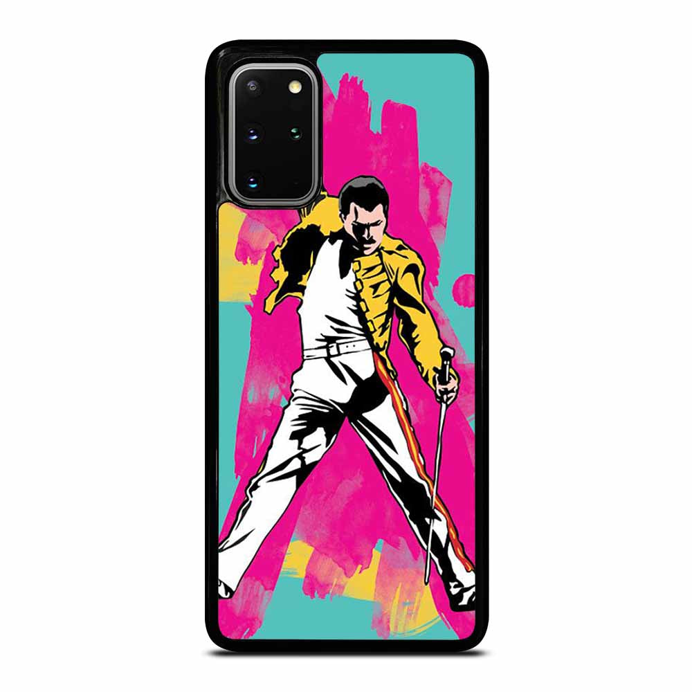 QUEEN FREDDIE MERCURY Samsung S20 Plus Case