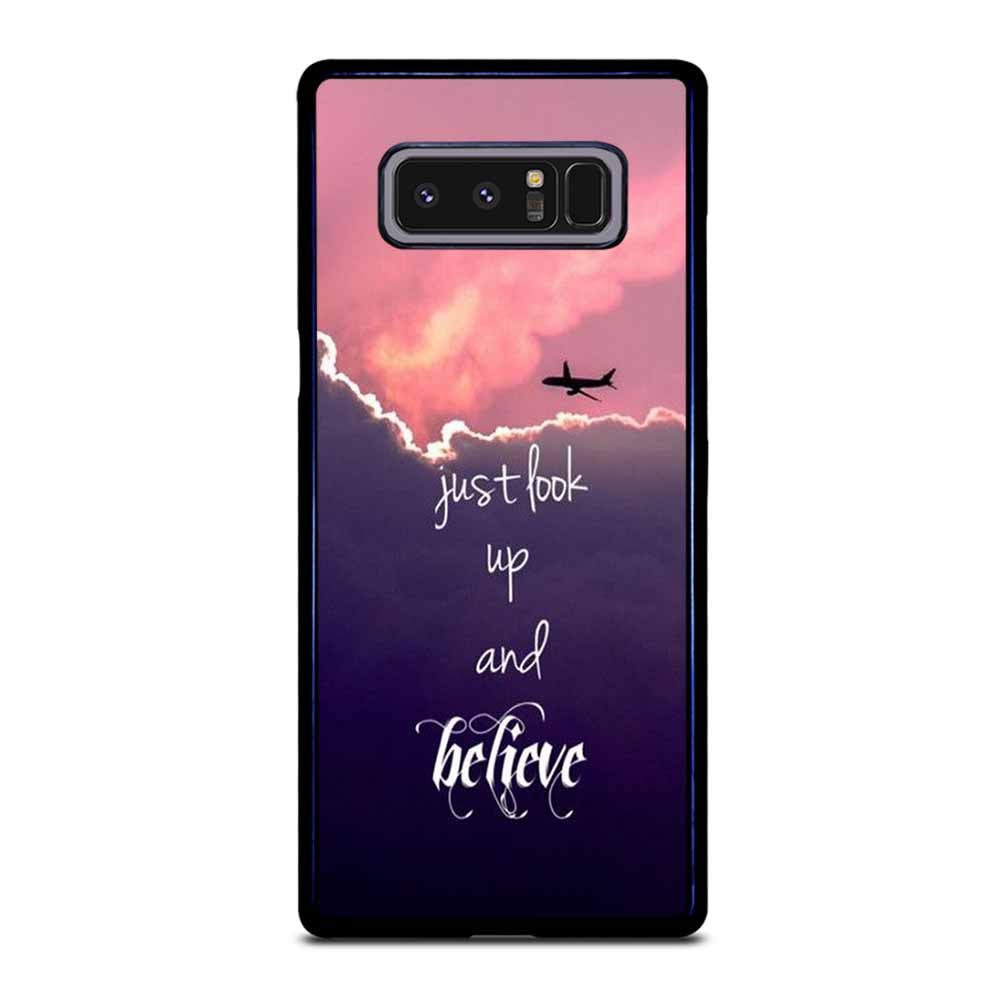 QUWOTES DEEP Samsung Galaxy Note 8 case