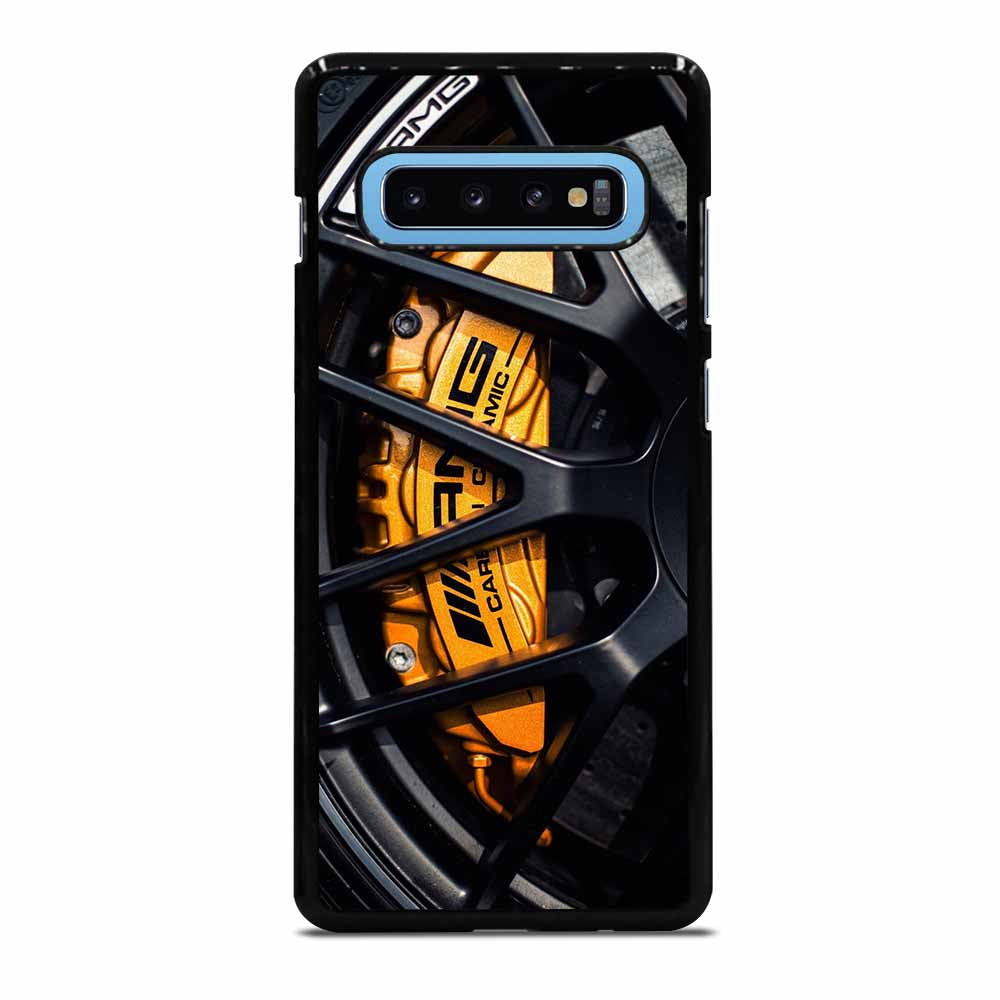 RACING WHEELS Samsung Galaxy S10 Plus Case