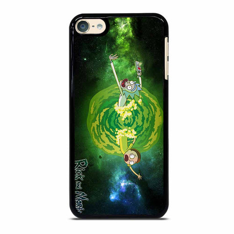RICK AND MORTY PORTAL iPod 6 Case