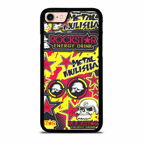 ROCKSTAR METAL MULISHA iPhone 7 / 8 Case